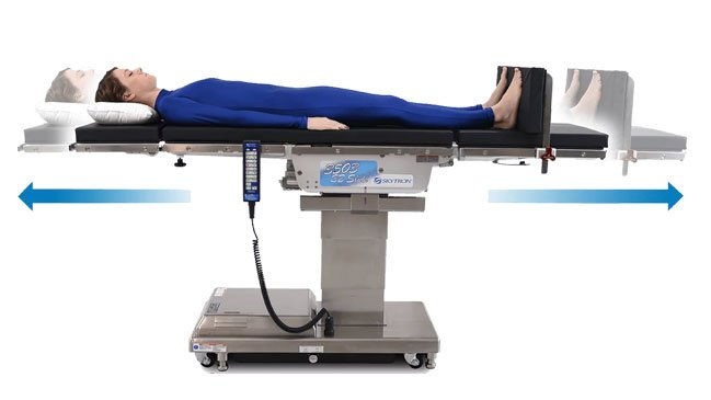 Surgical table- 3503 EZ Slide
