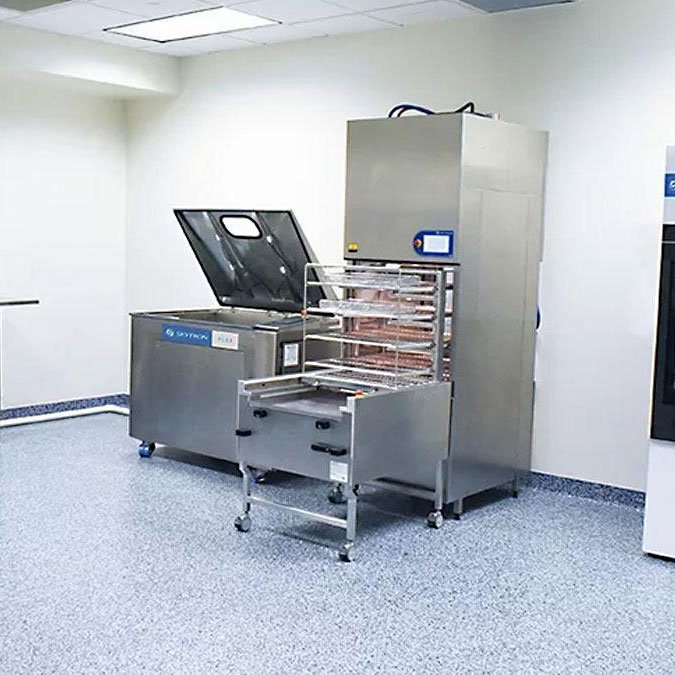 Disinfection washers